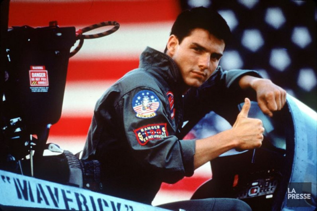 Top Gun... (PHOTO ARCHIVES LA PRESSE)