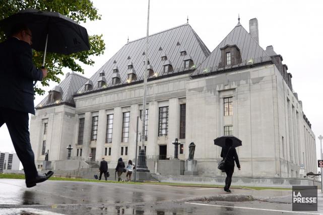 En février dernier, la Cour suprême a invalidé... (PHOTO ARCHIVES LA PRESSE CANADIENNE)