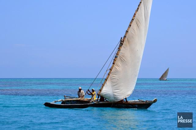L'archipel de Zanzibar est composé de trois îles,... (Photo Evelyne Audet, La Presse)