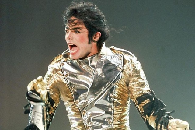 Michael Jackson... (PHOTO ARCHIVES AFP)