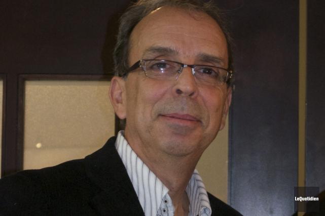 Le maire de Saint-Nazaire, Martin Sauvé... (Archives Le Quotidien)