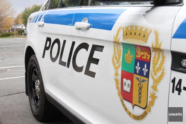 Les policiers de Bromont ont arrêté deux conducteurs en état d'ébriété en... (Archives La Voix de l'Est)
