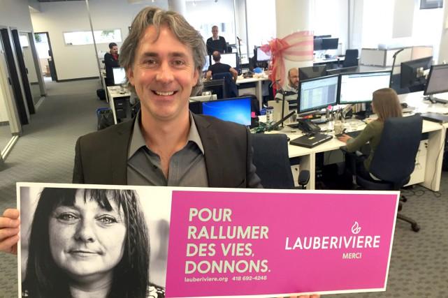Sébastien Vachon, pdg de Korem, invite les entreprises... (fournie par Korem)