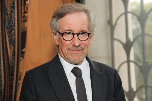 Steven Spielberg... (PHOTO AP)