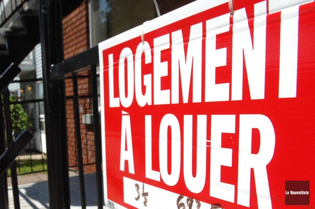 Sauf à La Tuque, le marché locatif s'est... (Archives, Le Nouvelliste)