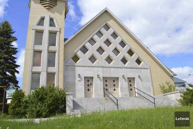 D'après la proposition sur la table, la paroisse... (Archives, LeDroit)