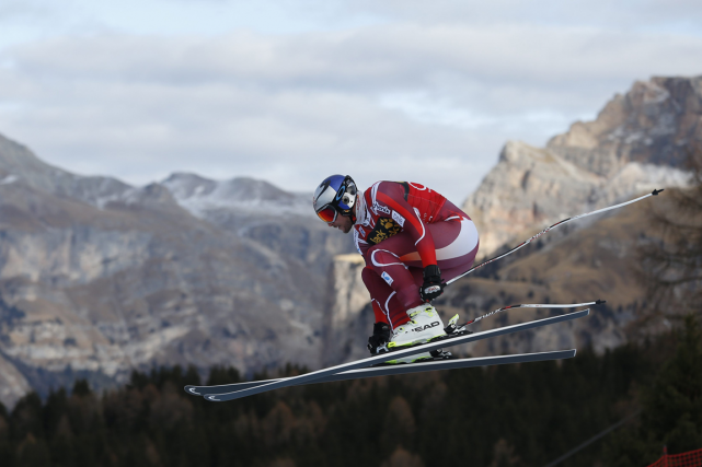 Le Norvégien Aksel Lund Svindala dominé les deux... (Photo Shinichiro Tanaka, AP)