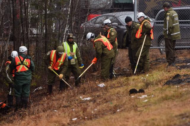 La Sûreté du Québec (SQ) fera le point sur son enquête sur la mort de Cédrika... (Photo PC)