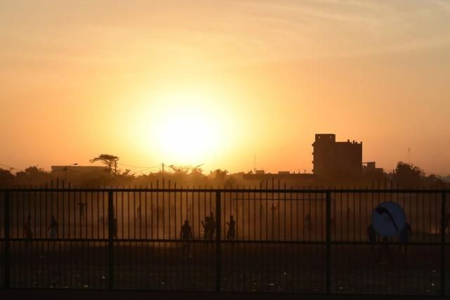 Juillet a été le mois le plus chaud de l'histoire moderne, établissant un... (PHOTO ISSOUF SANOGO, ARCHIVES AFP)