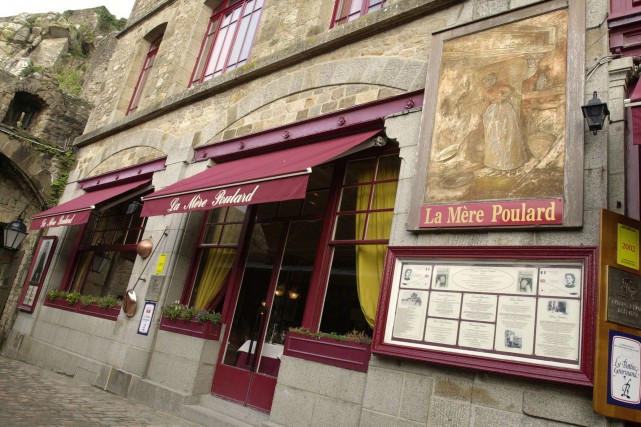 Le site internet Tripadvisor accuse le restaurant La... (PHOTO MYCHELE DANIAU, ARCHIVES AFP)
