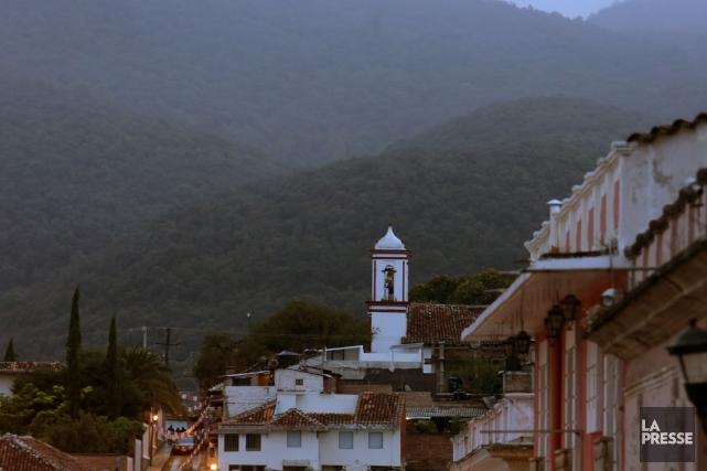 Un séisme de 6,4 a secoué jeudi le sud du Mexique et a été ressenti jusqu'au... (Photo Martin Chamberland, Archives La Presse)