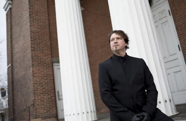 En septembre2014, Pier-Carlo Liva, ce musicien sherbrookois maîtrisant aussi... (Spectre Média, René Marquis)