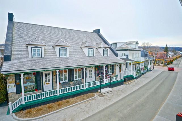 la maison otis de baie saint paul est vendre alexandra
