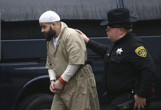 Mufid Elfgeehavait été arrêté le 31 mai 2014.... (Photo Jamie Germano, Democrat & Chronicle / AP)