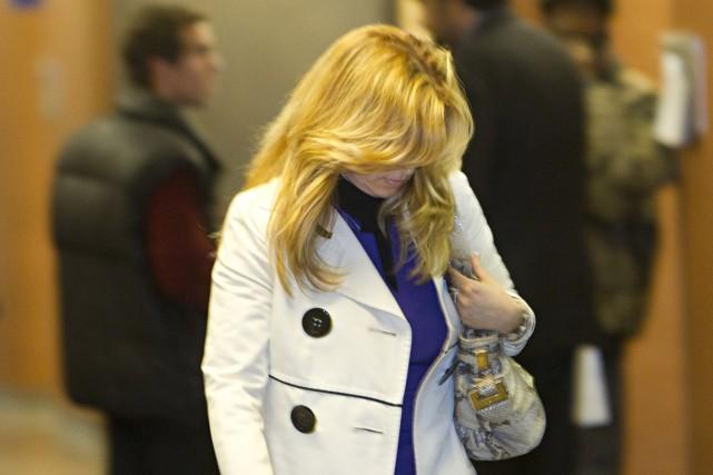 L'ex-conseillère en sécurité financière Carole Morinville, qui était accusée... (Photo d'archives)