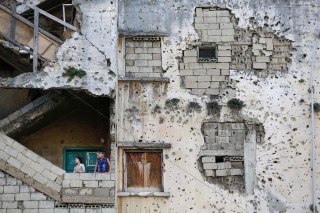 Certains pays, comme le Liban et ses 1,4... (Hassan Ammar, Archives AP)
