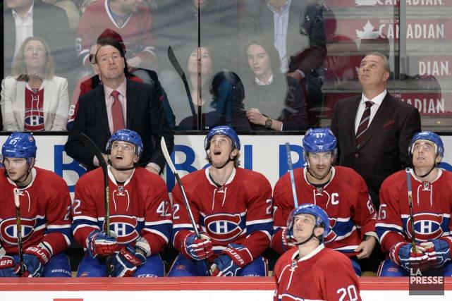 Un long voyage pourrait bien être le remède idéal pour le Canadien de Montréal,... (Photo archives La Presse)