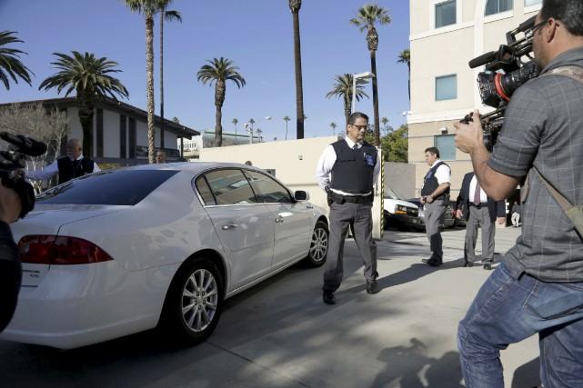 Enrique Marquez est un ami de Syed Farook,... (Associated Press)