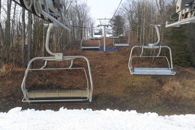 Vallée du parc est contrainte de repousser l'ouverture... (Sylvain Mayer)