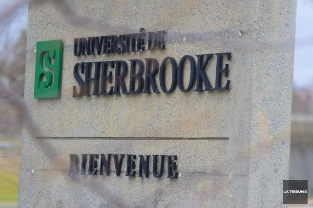 L'Université de Sherbrooke devra encore trouver 5,5 M$... (Archives, La Tribune)