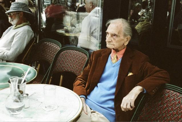 La caméra s'attarde particulièrement à l'écrivain Albert Cossery,... (Fournie par K-Films Amérique)