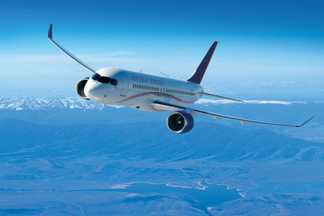 Après des essais ponctués de retards ainsi que de dépassements de coûts, un... (Photo fournie par Bombardier)