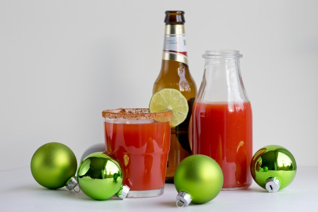 Les micheladas sont un mélange à parts égales... (PHOTO DAVID BOILY, LA PRESSE)