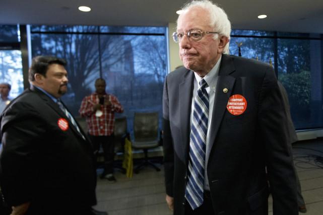 Le parti démocrate accuse au moins un membre... (PHOTO MANUEL BALCE CENETA, AP)
