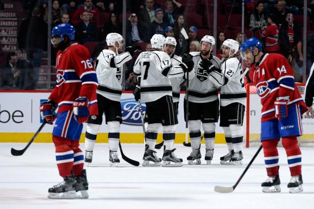 Le Canadien a subi une sixième défaite en... (Photo Eric Bolte, USA Today)