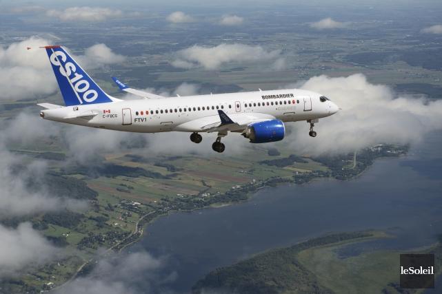 L'homologation tant attendue pour le CS100 a été... (Photothèque Le Soleil)