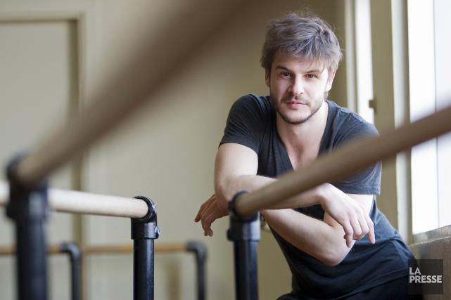 Simon Renaud... (La Presse)