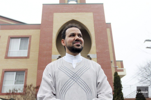 Ahmed Limame est arrivé dans la région en... (Etienne Ranger, LeDroit)