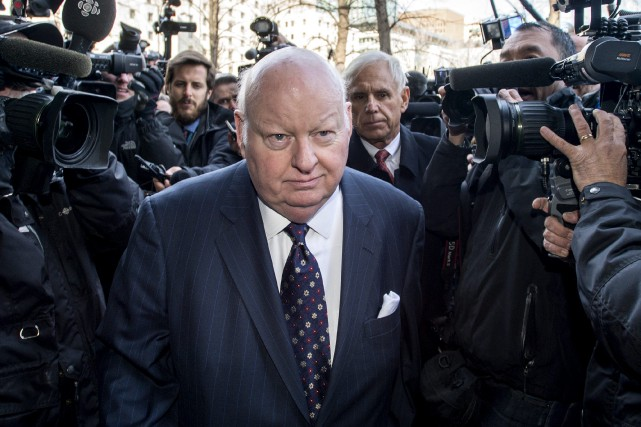 Mike Duffy... (PHOTO ARCHIVES, LA PRESSE CANADIENNE)