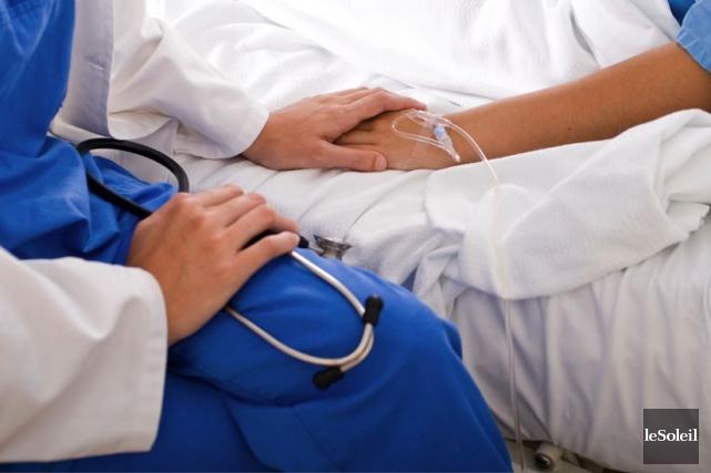 La Loi sur les soins de fin de vie peut continuer à s'appliquer au Québec, du... (Photothèque Le Soleil)