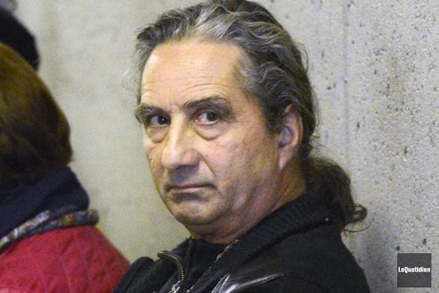 Jean-Guy Girard reviendra en cour le 18 mai.... (Archives Le Quotidien)