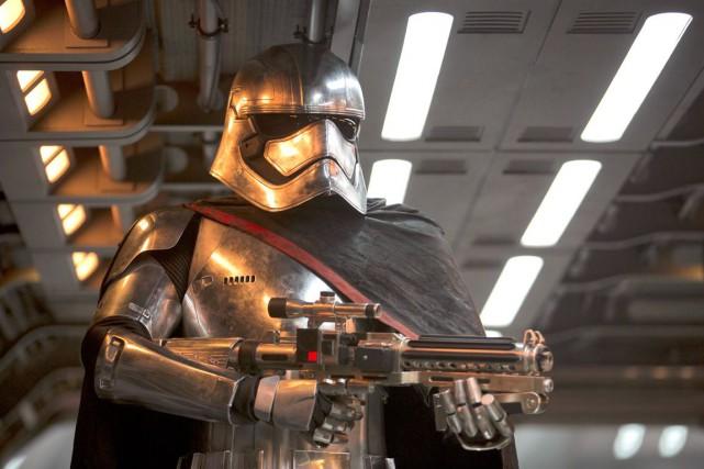 Le réveil de la forcelivre exactement ce que... (Fournie par Disney/Lucasfilm)