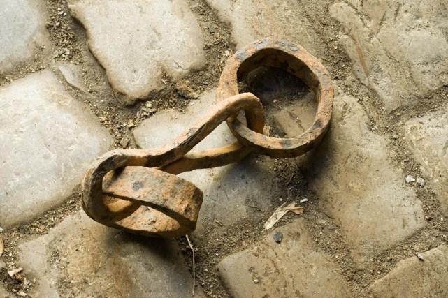 En Mauritanie, la pratique de l'esclavage est passible...