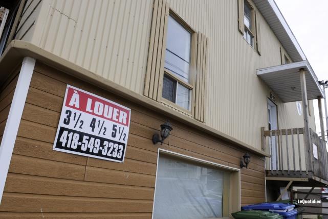 Au Saguenay-Lac-Saint-Jean, de nombreux logements vacants auraient besoin de... (Photo Le Quotidien, Mariane L. St-Gelais)