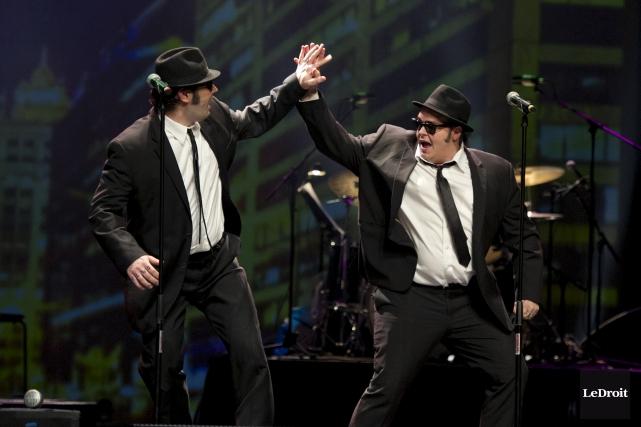 Mission: Hommage aux Blues Brothers, c'est deux heures... (Martin Roy, LeDroit)