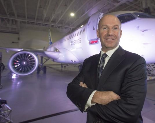 Le président et chef de la direction de... (La Presse Canadienne)