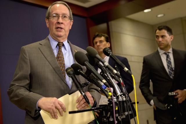 Bob Goodlattea accusé l'administration Obama de ne pas... (PHOTO JACQUELYN MARTIN, ASSOCIATED PRESS)