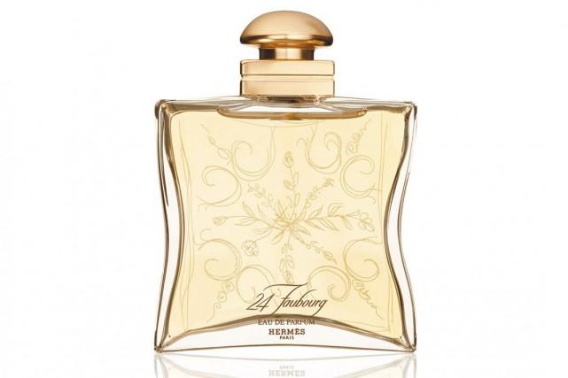 «24 Faubourg», de Hermès, 118 $... (PHOTO FOURNIE PAR HERMÈS)