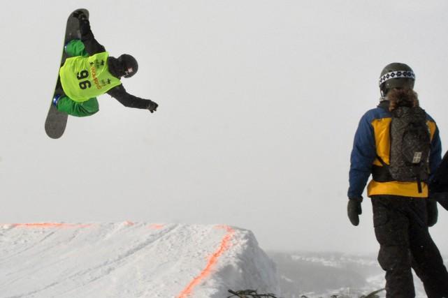 Chaque année, près de 14 000 skieurs, planchistes,... (Archives Le Progrès-Dimanche)