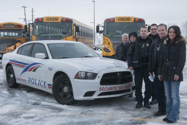 Les policiers de Saguenay ne tolèrent plus que... (Photo Le Progrès-Dimanche, Michel Tremblay)