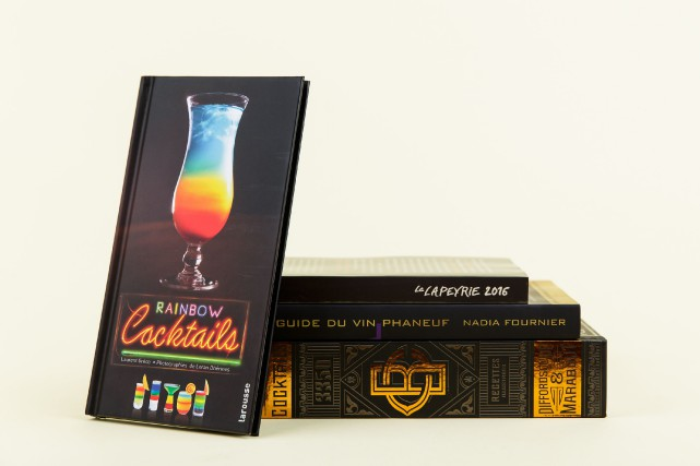 Le coffret Rainbow Cocktails... (photo Ulysse Lemerise, collaboration spéciale)
