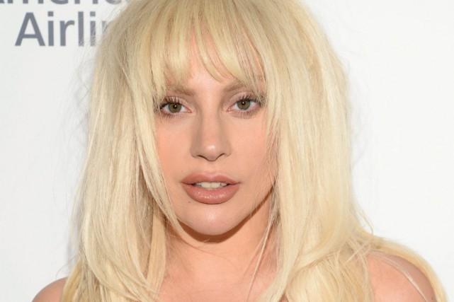 Lady Gaga... (AP, Evan Agostini)