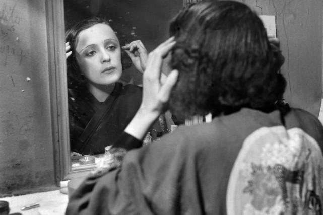 Edith Piaf estnée le 19décembre1915 à Belleville.... (Archives AFP)