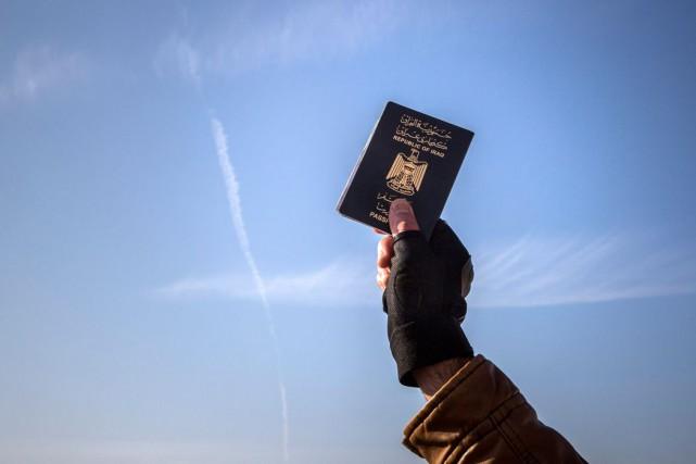 En Syrie, en Irak et en Libye, l'EI... (Santi Palacios, Archives AP)