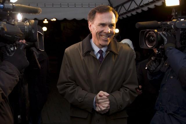 Le ministère fédéral des Finances Bill Morneau a... (La Presse Canadienne)
