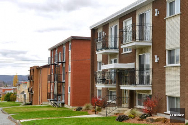 L'Association des locataires entend faire des propositions au... (La Tribune archives, Jessica Garneau)